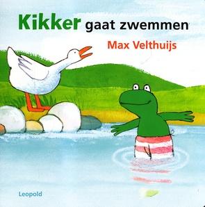 Coverafbeelding van: Kikker gaat zwemmen