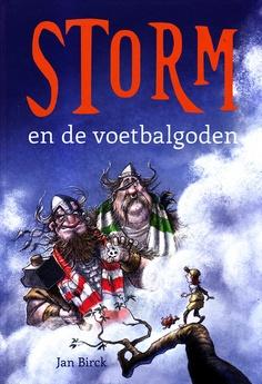 Coverafbeelding van: Storm en de voetbalgoden