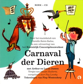 Coverafbeelding van: Carnaval der Dieren