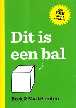Coverafbeelding van: Om gek van te worden – Dit is een bal