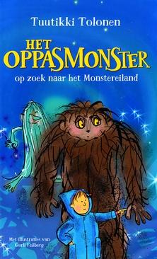 Coverafbeelding van: Het oppasmonster op zoek naar het Monstereiland