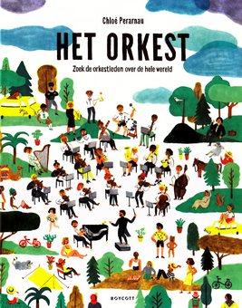 Coverafbeelding van: Het orkest