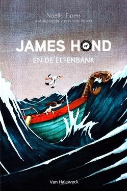 Coverafbeelding van: James Hond en de Elfenbank
