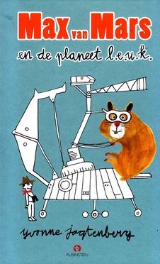Coverafbeelding van: Max van Mars en de planeet l.e.u.k.