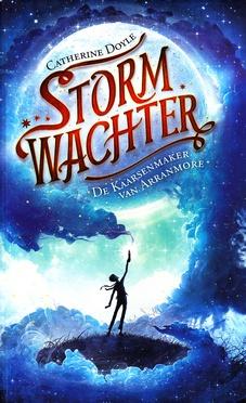 Coverafbeelding van: De kaarsenmaker van Arranmore – Stormwachter, deel 1