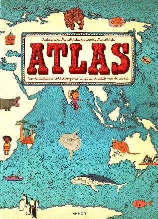 Coverafbeelding van: Atlas