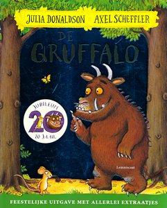 Coverafbeelding van: De Gruffalo – feestelijke uitgave met allerlei extraatjes