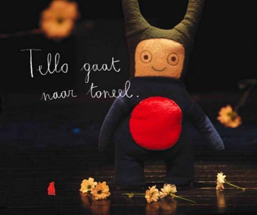 Coverafbeelding van: Tello gaat naar toneel (+ dvd)