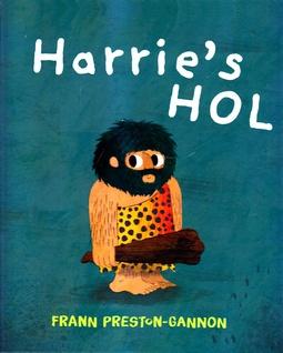 Coverafbeelding van: Harrie's Hol