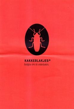 Coverafbeelding van: Kakkerlakjes (boekjes om te versturen)