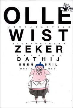 Coverafbeelding van: Olle wist zeker dat hij geen bril nodig had