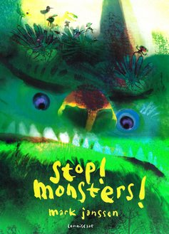 Coverafbeelding van: Stop! Monsters!