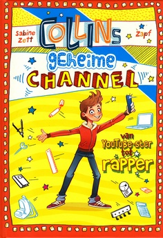 Coverafbeelding van: Van YouTube-ster tot rapper – Collins geheime channel, deel 2