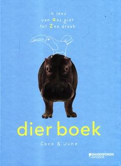 Coverafbeelding van: dierboek