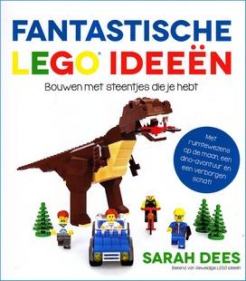 Coverafbeelding van: Fantastische LEGO ideeën