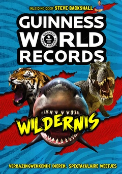 Coverafbeelding van: Guinness World Records: Wildernis