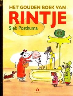 Coverafbeelding van: Het gouden boek van Rintje