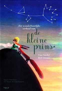 Coverafbeelding van: Het wonderbaarlijke verhaal van de Kleine Prins