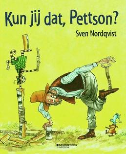 Coverafbeelding van: Kun jij dat, Pettson?