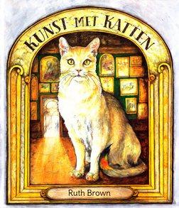 Coverafbeelding van: Kunst met katten