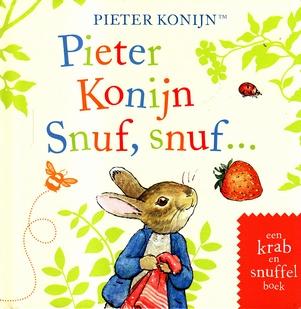 Coverafbeelding van: Pieter Konijn Snuf, snuf…