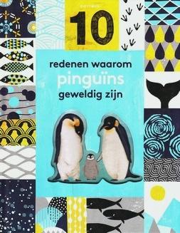 Coverafbeelding van: 10 redenen waarom pinguïns geweldig zijn