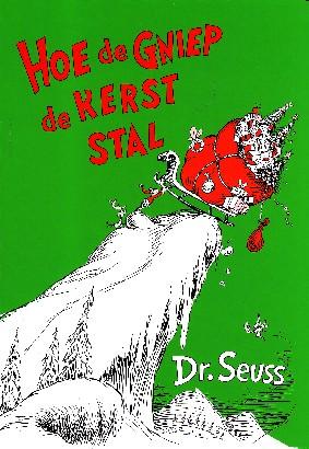 Coverafbeelding van: Hoe de Gniep de kerst stal