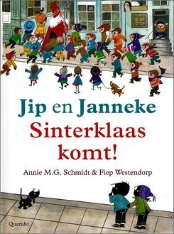 Coverafbeelding van: Jip en Janneke: Sinterklaas komt!