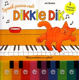 Coverafbeelding van: Speel piano met Dikkie Dik