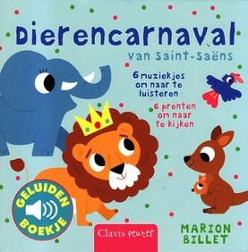 Coverafbeelding van: Dierencarnaval van Saint-Saëns