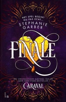 Coverafbeelding van: Finale – Caraval, deel 3