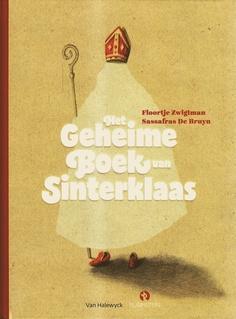 Coverafbeelding van: Het Geheime Boek van Sinterklaas
