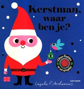 Coverafbeelding van: Kerstman, waar ben je?