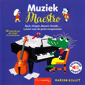 Coverafbeelding van: Muziek Maestro