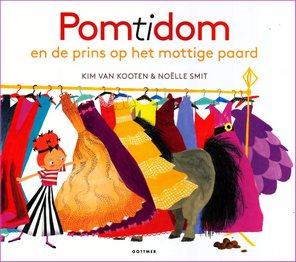 Coverafbeelding van: Pomtidom en de prins op het mottige paard