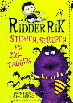 Coverafbeelding van: Stippen, strepen en zigzaggen – Ridder Rik, deel 4