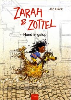 Coverafbeelding van: Zarah & Zottel. Hond in galop