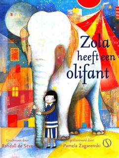 Coverafbeelding van: Zola heeft een olifant