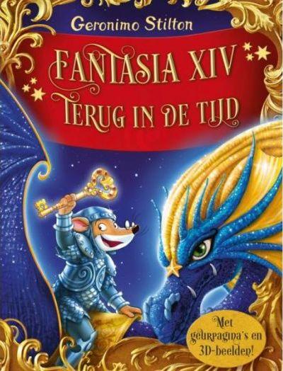 Coverafbeelding van: Fantasia XIV: Terug in de tijd