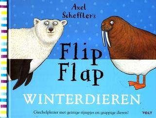 Coverafbeelding van: Flip Flap Winterdieren