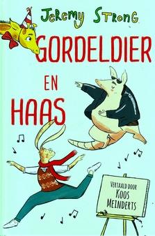 Coverafbeelding van: Gordeldier en Haas