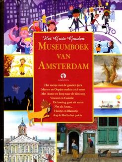 Coverafbeelding van: Het Grote Gouden Museumboek van Amsterdam