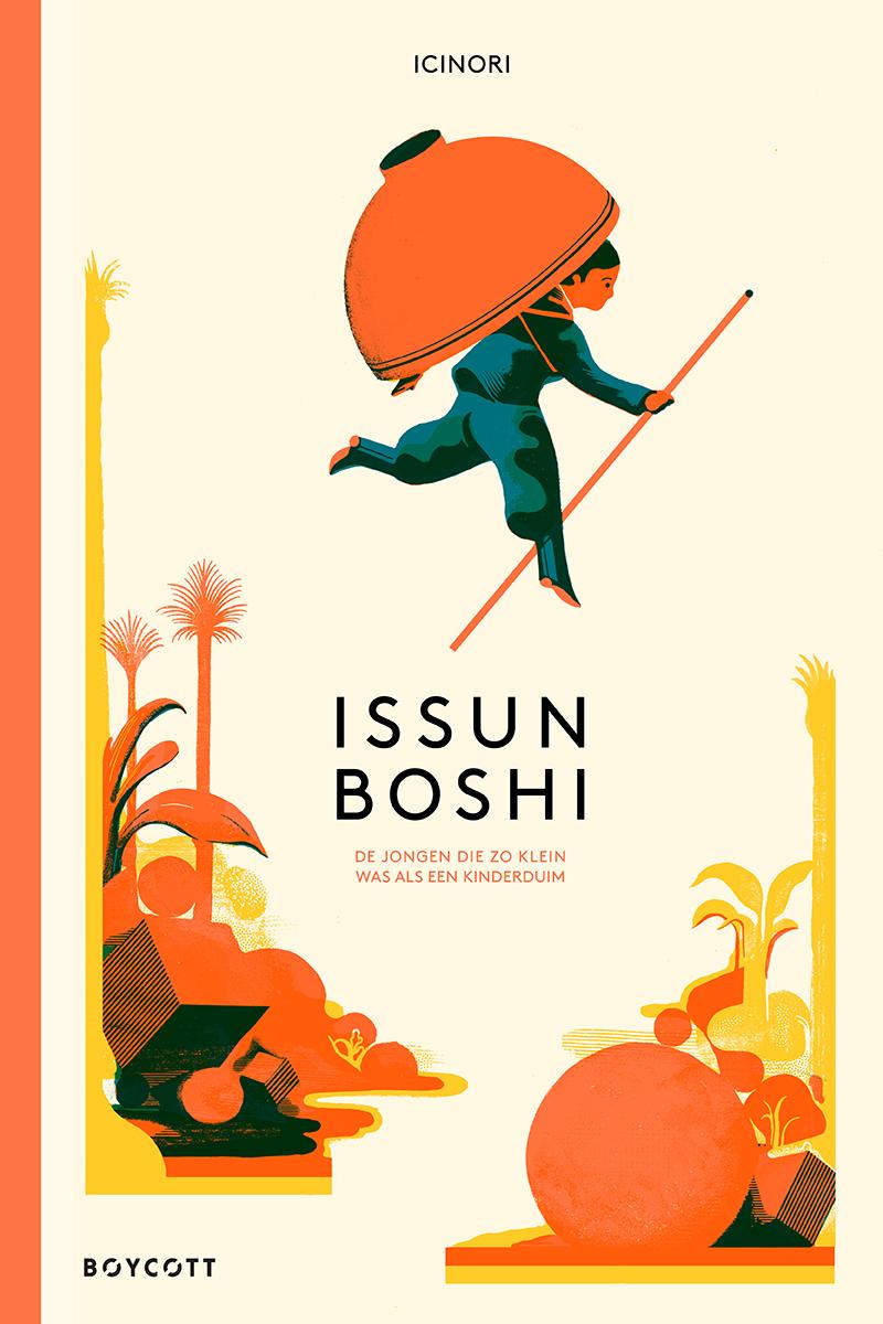 Coverafbeelding van: Issun Boshi – de jongen die zo klein was als een kinderduim