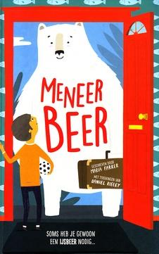 Coverafbeelding van: Meneer Beer