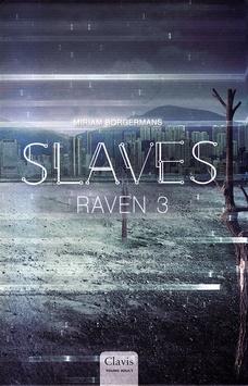 Coverafbeelding van: Slaves – Raven, deel 3