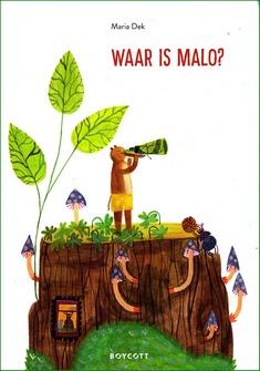 Coverafbeelding van: Waar is Malo?