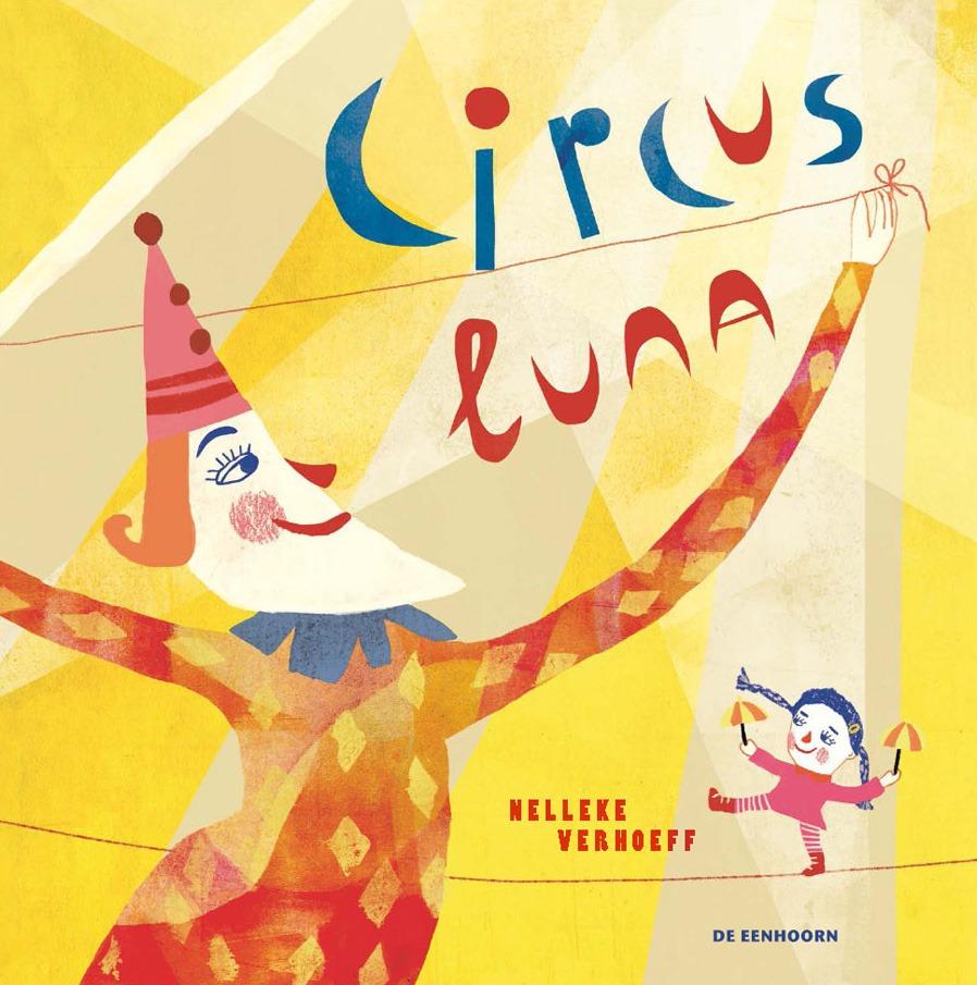 Coverafbeelding van: Circus Luna