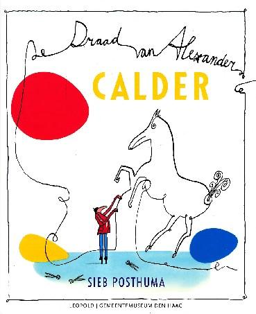 Coverafbeelding van: Calder – De draad van Alexander