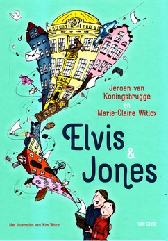 Coverafbeelding van: Elvis & Jones