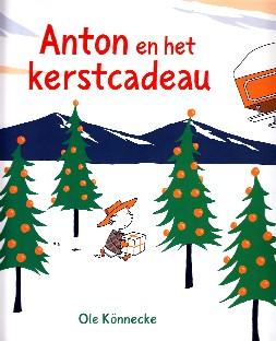 Coverafbeelding van: Anton en het kerstcadeau